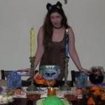 Halloween Party Ideas for Scribbit's Winter Bazaar