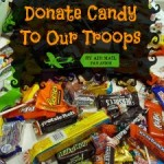 Donate Halloween Candy to the Troops!