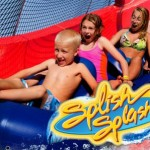 Splish Splash Water Park in Calverton, New