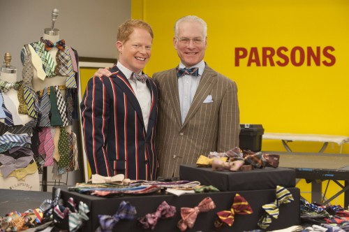 1 - Guest judge Jesse Tyler Tim