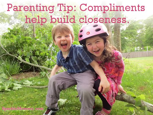 Parenting Tip Compliments