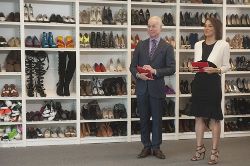 Project Runway Shoes