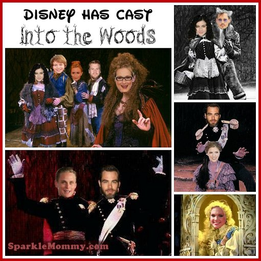 Disney Has Cast Into the Woods