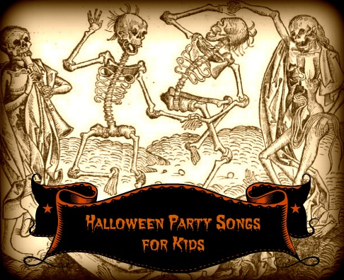 Halloween Party Songs for Kids
