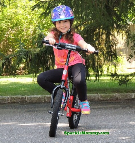 Strider Super 16 Balance Bike Review Balancing