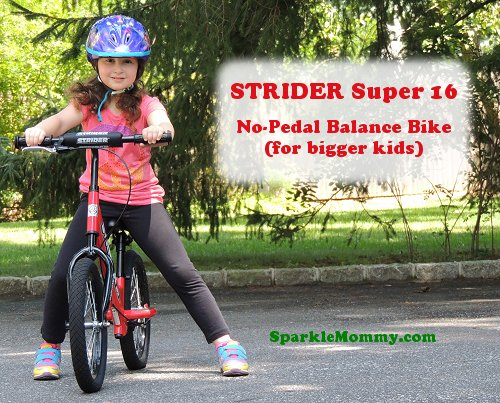 Strider Super 16 Balance Bike Review