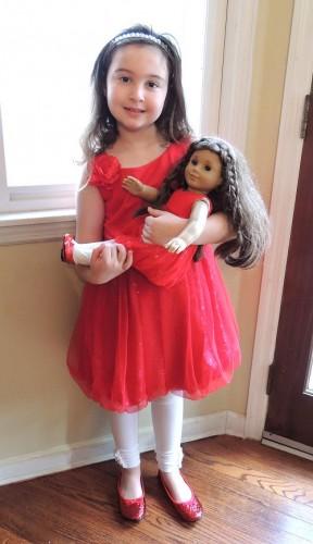 American Girl Dress 2