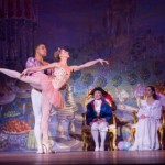 The Colonial Nutcracker at Brooklyn Center for the Performing Arts